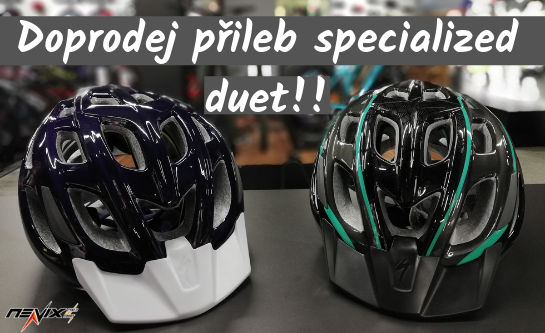 Výprodej helma Duet