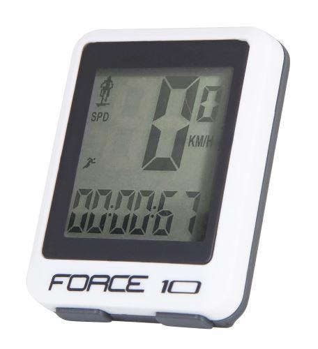 Počítač FORCE 10 funkcí drát