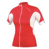 Endura dámský dres FS260-Pro II Červená