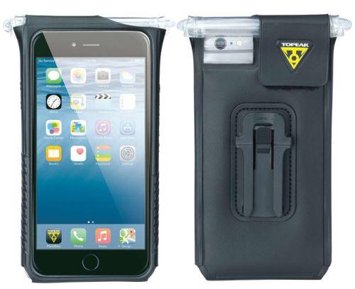 TOPEAK obal SMARTPHONE DRYBAG pro iPhone 6 Plus, 7 Plus, 8 Plus černá