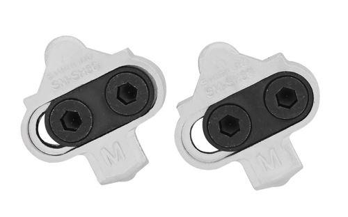 Zarážky-kufry SHIMANO SPD SM-SH56 stříbrné