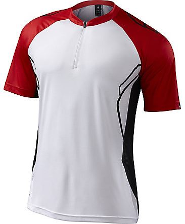 Specialized Atlas XC Pro Jersey 2017 White/Red