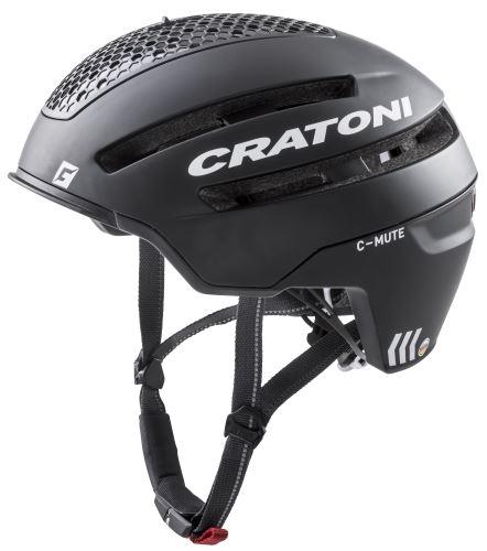 CRATONI C-MUTE 2020 Black Matt