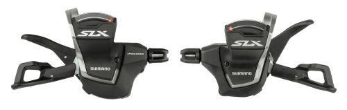 Řadící páčky SHIMANO SLX SLM7000 L+R 11 x 2/3k, s objímkou