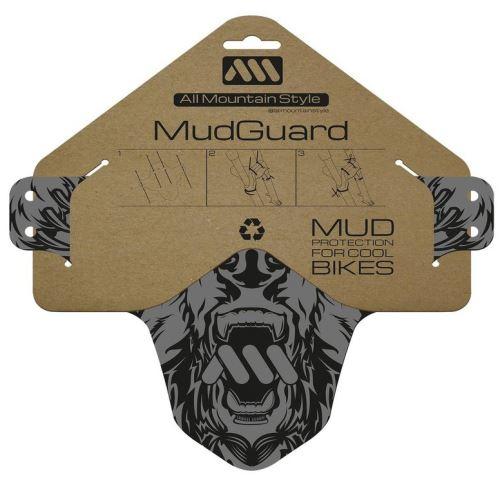 AMS Mud blatníček Grey/Bear
