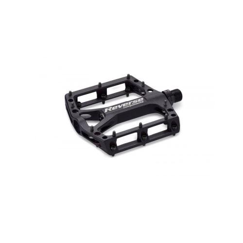 Pedály Reverse Black ONE 309 g. černá/černá