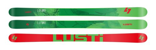Lusti FREESTYLE PARK JUNIOR - MESO 20/21