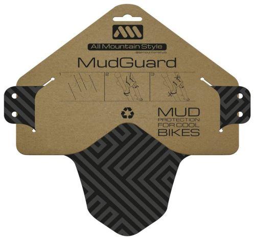 AMS Mud blatníček Grey/Maze