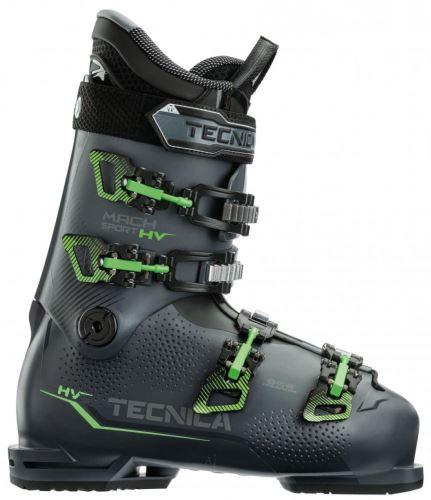 Lyžařské boty TECNICA Mach Sport 90 HV, race gray, 21/22