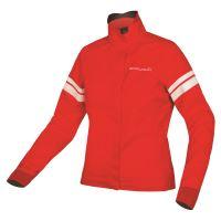 Endura dámská bunda Pro SL Shell Červená