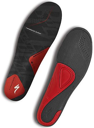Specialized BG SL Footbeds 2019 +Red
