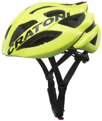 CRATONI C-BOLT 2020 neon yellow-black glossy