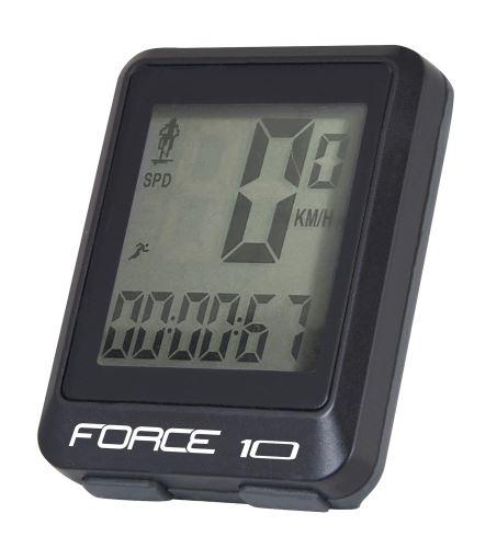 Počítač FORCE 10 funkcí, drát