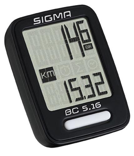 Počítač SIGMA BC 5.16