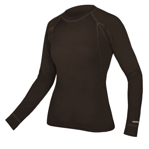 Endura BaaBaa Merino dámské funkční triko Černá