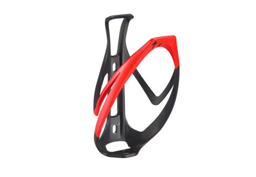 Specialized RIB CAGE II 2021 Matte Black/Flo Red