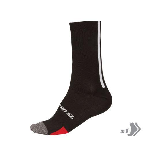 Endura PrimaLoft® ponožky Pro SL Černá