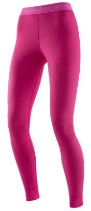 Devold Duo Active dámské dvouvrstvé teplé vlněné kalhoty