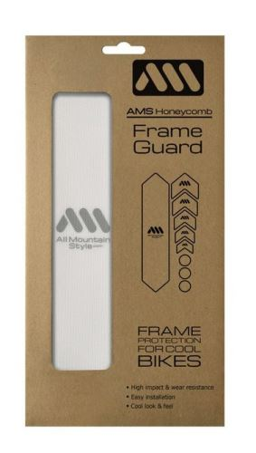 AMS Frame polep ST Clear/Silver