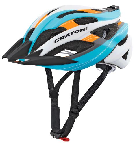 CRATONI C-Tracer 2020 blue-orange-silver rubber