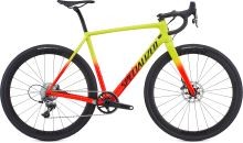 Specialized CruX Expert 2019 Gloss Team Yellow/Rocket Red/Tarmac Black/Clean