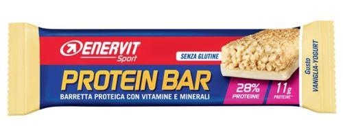 ENERVIT PROTEIN BAR 28% 40g vanil.+jog