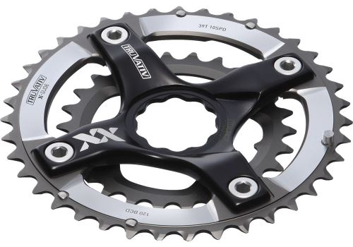 Specialized SRAM MTN 10 SPD Chainring Set and Spider 2014