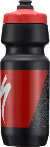 Specialized 24oz. Big Mounth 2ND Generacion Bottle - Black/Red Topo Block