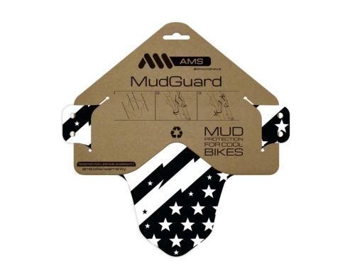 AMS Mud blatníček Patriot / White