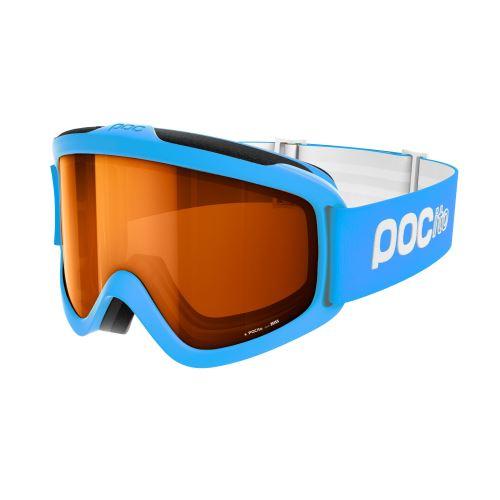 Lyžařské brýle POC POCito Fluorescent Blue
