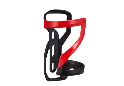 Specialized ZEE CAGE II RIGHT 2021 Matte Black/Flo Red