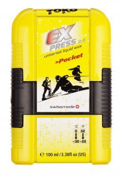 TOKO skluzný vosk tekutý Express Pocket 100ml