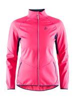 Dámská bunda CRAFT Glide Růžová