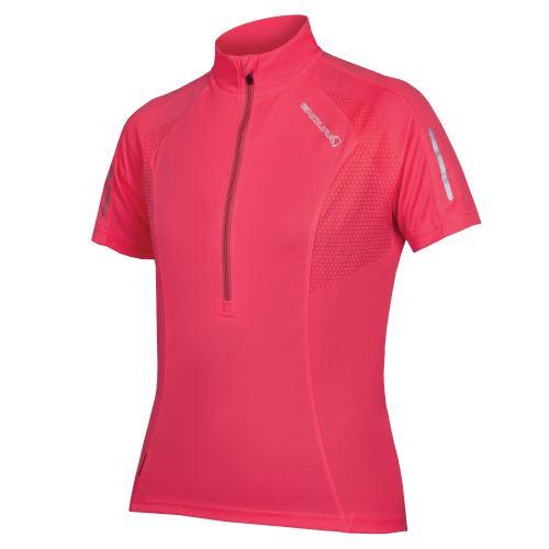 Endura Xtract dámský dres Svítivě růžová