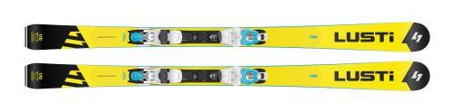 Lusti SC 77 - SPORT CARVING 77 + VIST VSP 412 + deska SPEEDCOM 19/20