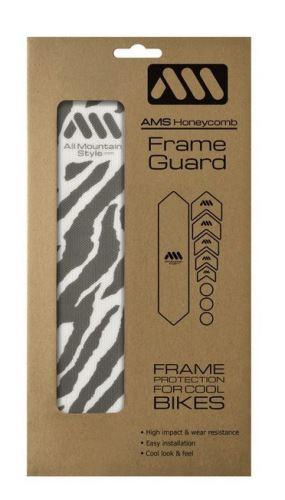 AMS Frame polep ST Clear/Zebra