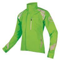 Endura Luminite DL dámská bunda Svítivě zelená
