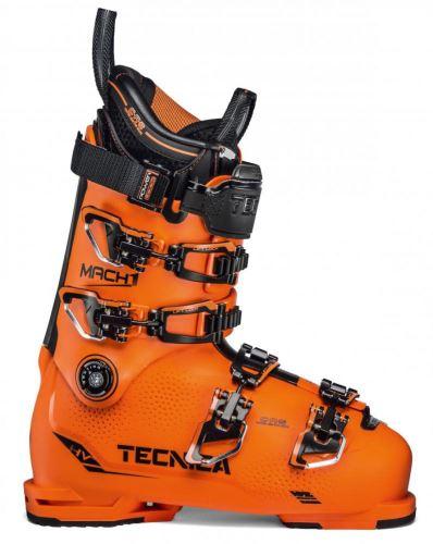 TECNICA Mach1 HV 130, ultra orange/black, 19/20