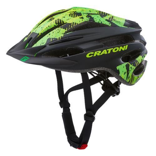 CRATONI PACER JR. 2020 black-lime matt