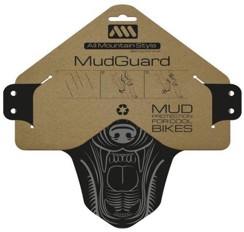 AMS Mud blatníček Grey/Wolf