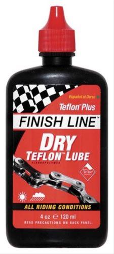 Finish Line Dry Teflon Plus DRY 4oz/120ml