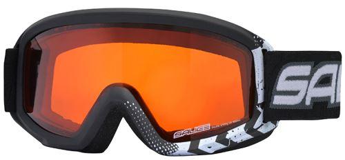 Lyžařské brýle Salice 708 DACRXFD Black