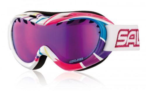 Lyžařské brýle Salice Lilac Graffiti