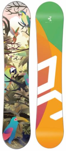 Snowboard BEANY Birdie