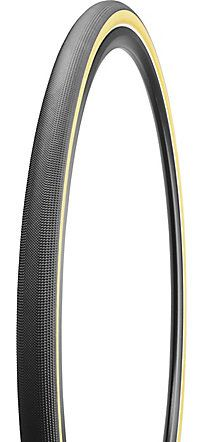 Specialized S-Works TURBO HELL OF THE NORTH TUBULAR 2019 Black/Transparent Sidewall - 28 x 28mm