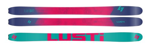 Lusti ALL MOUNTAIN - MUSE 21/22