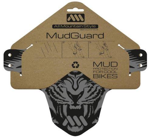 AMS Mud blatníček Grey/Tiger