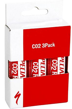 Specialized 25g CO2 Canisters 2019 - 3kusy