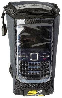 Brašna Sport Arsenal na řidítka s kapsou pro mobil