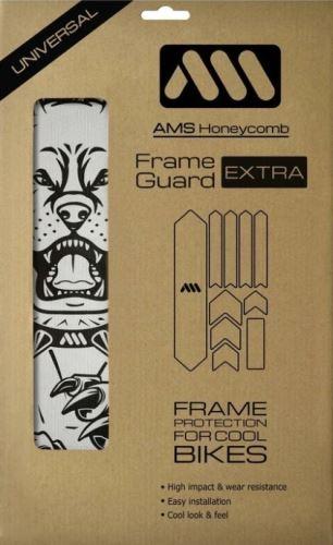 AMS Frame polep XL Pitbull